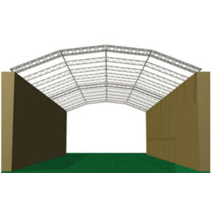 coperture connessione edifici strutture alluminio