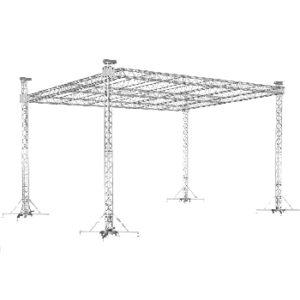 coperture speciali strutture alluminio