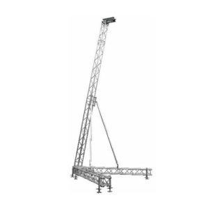 torri per sistema audio TWS30S strutture alluminio palchi coperture