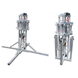 torri di elevazione TW30 strutture alluminio palchi coperture