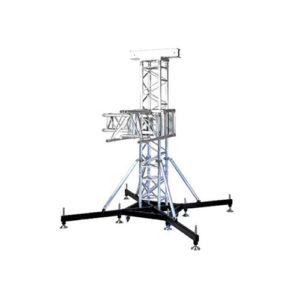 torri di elevazione TW40S strutture alluminio palchi coperture